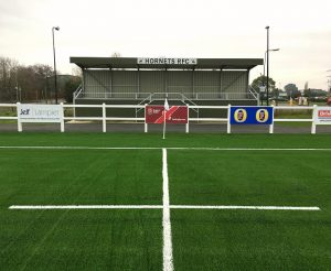 Hornets 3G Artificial Rugby Pitch