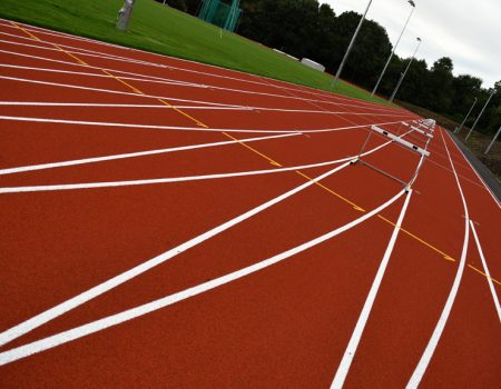 IAAF Athletics Track