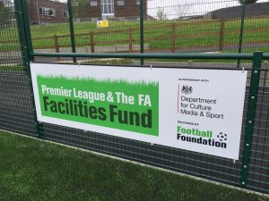 3g community football pitch