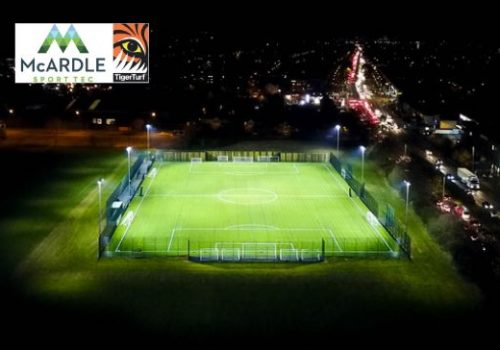 3G artificial pitch