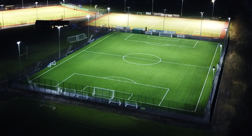 3G Football Pitch Ilkley Town