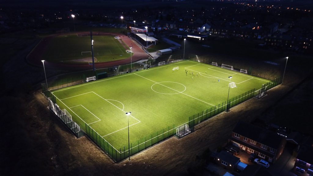 Dorothy Hyman 3G pitch