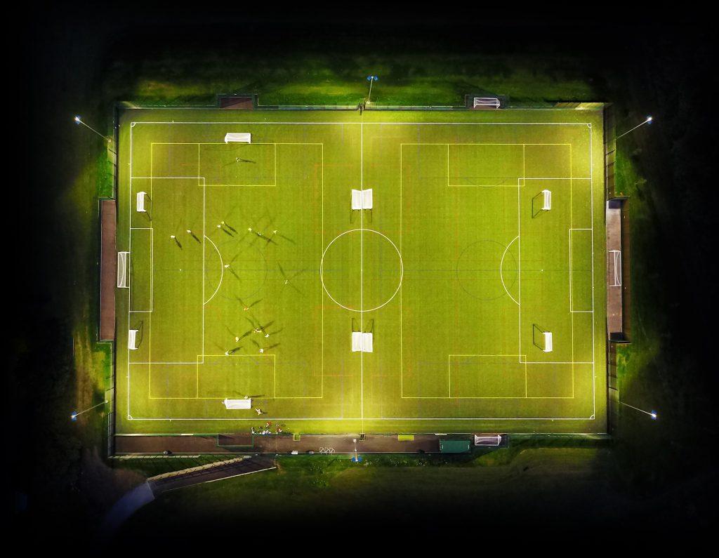 Football Foundation 3g pitch