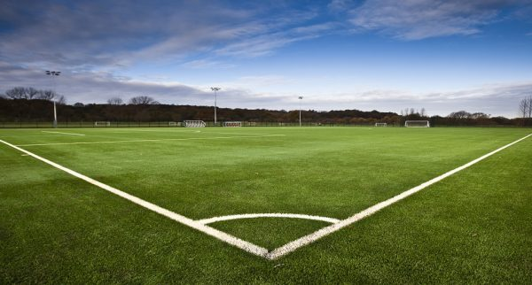 Stoke city football club - All weather surface at Clyton Wood training ground facility - 2010 - PHIL GREIG - MANDATORY CREDIT PHIL GREIG - © phil greig 2010 - greigphotography.com