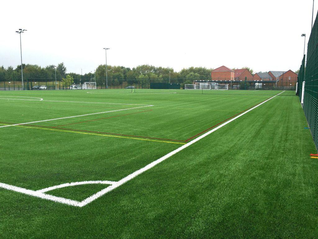 Burton Albion FC 3G Pitch