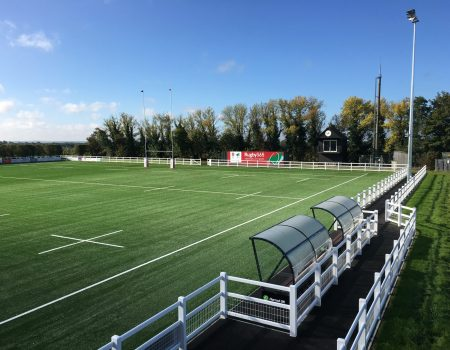 3G Rugby Pitch Construction