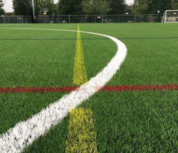 artificial football surface
