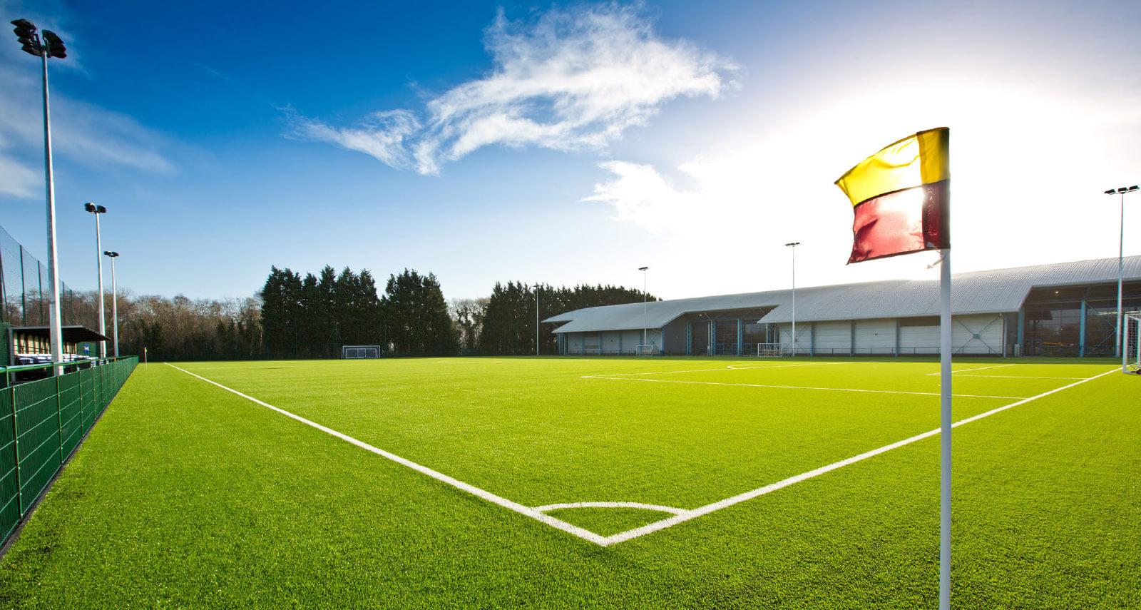 3G sports pitch