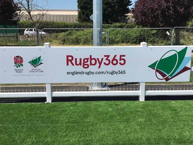 Cheltenham RFC Artificial rugby pitch