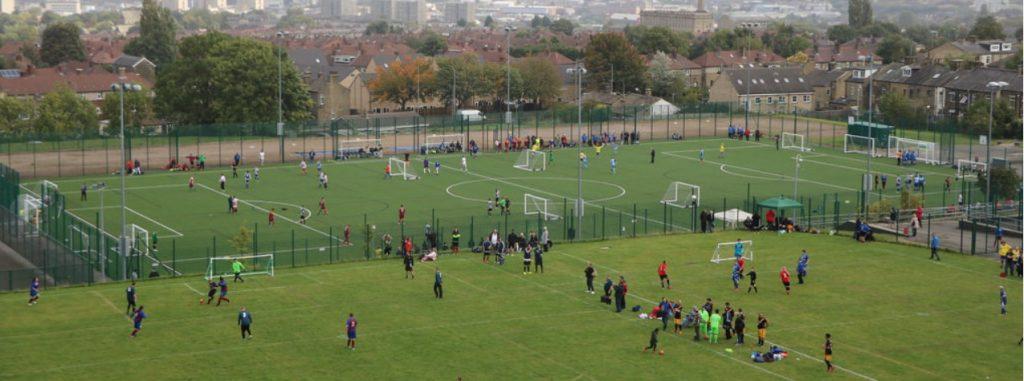 Southfield Grange Trust community artificial grass pitch