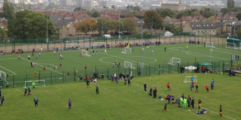 Southfield Grange Trust community artificial grass pitch