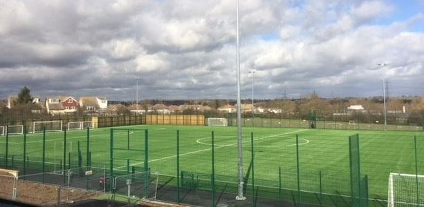 Beauchamps High School 3G Football Pitch