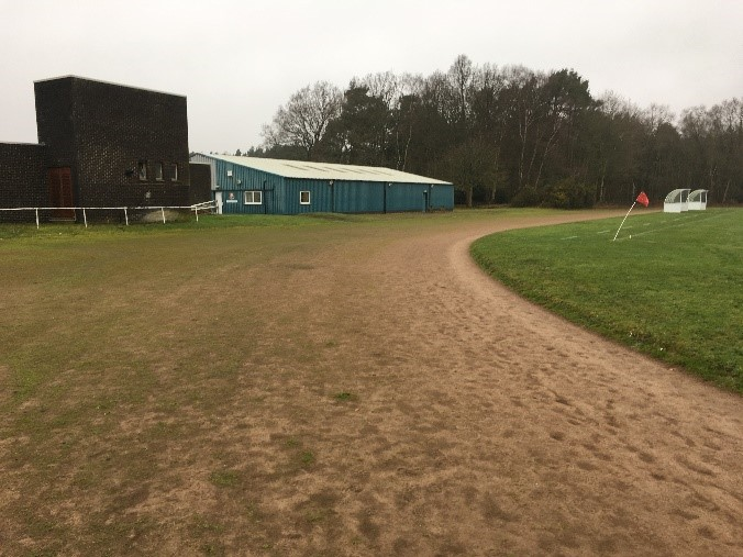 ATR Pirbright Athletics Track