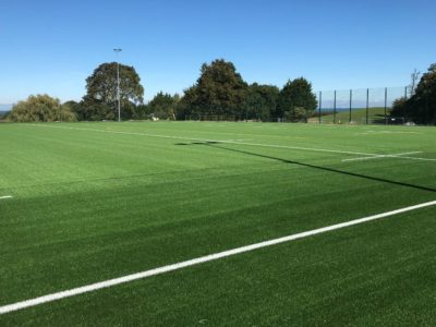 Eirias Park 3G rugby pitch