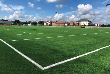 World Rugby Reg 22 artificial sports pitch