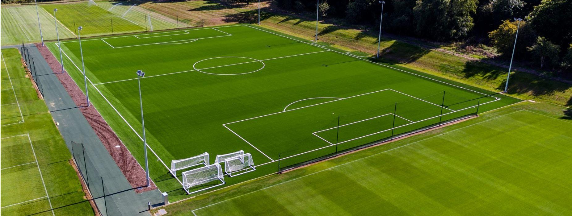 3G pitch at Bearwood Park