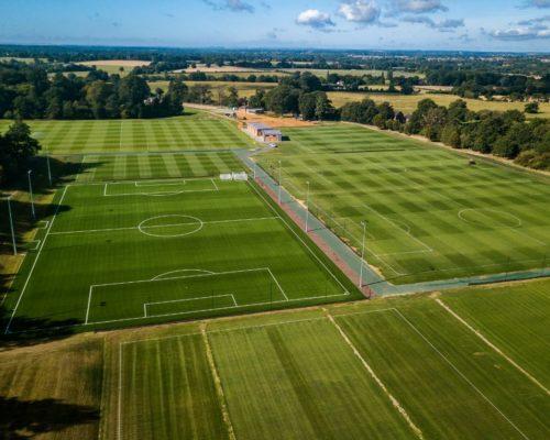 Bearwood Park Pitches