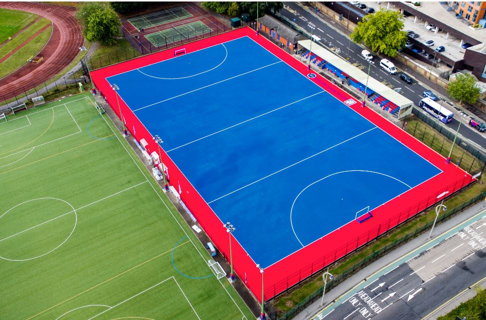 FIH Global Hockey Pitch