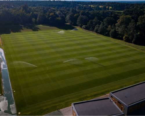 Hybrid Pitches - Bearwood Park