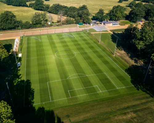 Reading FC 1st team pitch.