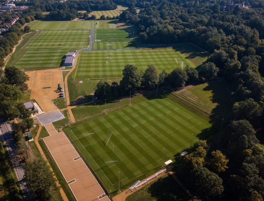 Reading FC pitches