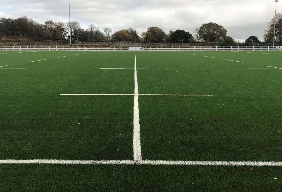 Lymm RFC Artificial Rugby Pitch